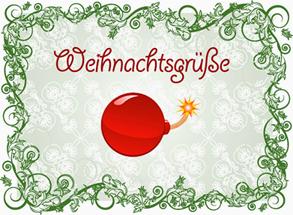 www.pcprima.de Gefährliche Weihnachtsgrüße